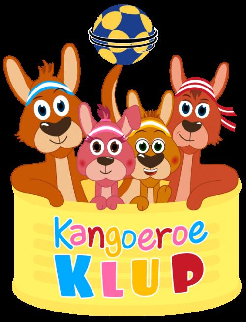 Kangoeroes bij TOP. Echt leuk!