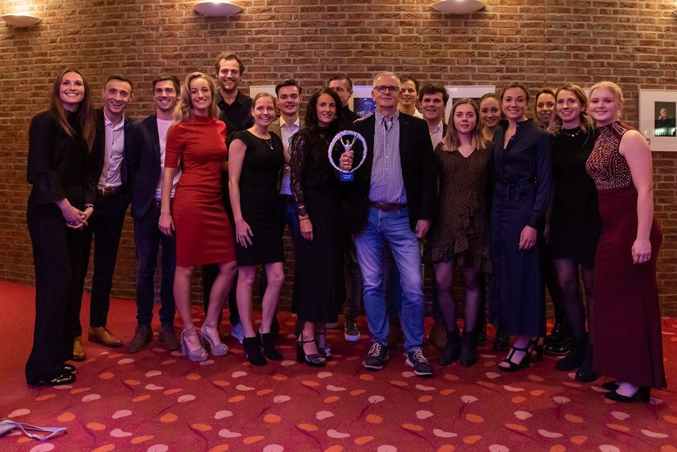 TOP 1 sportploeg van het jaar 2019 in de provincie Zeeland!