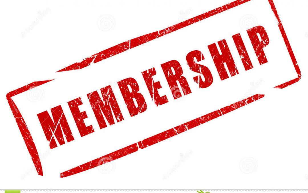 Ledenadministratie, verandering of beëindiging lidmaatschap komend seizoen 2020-2021