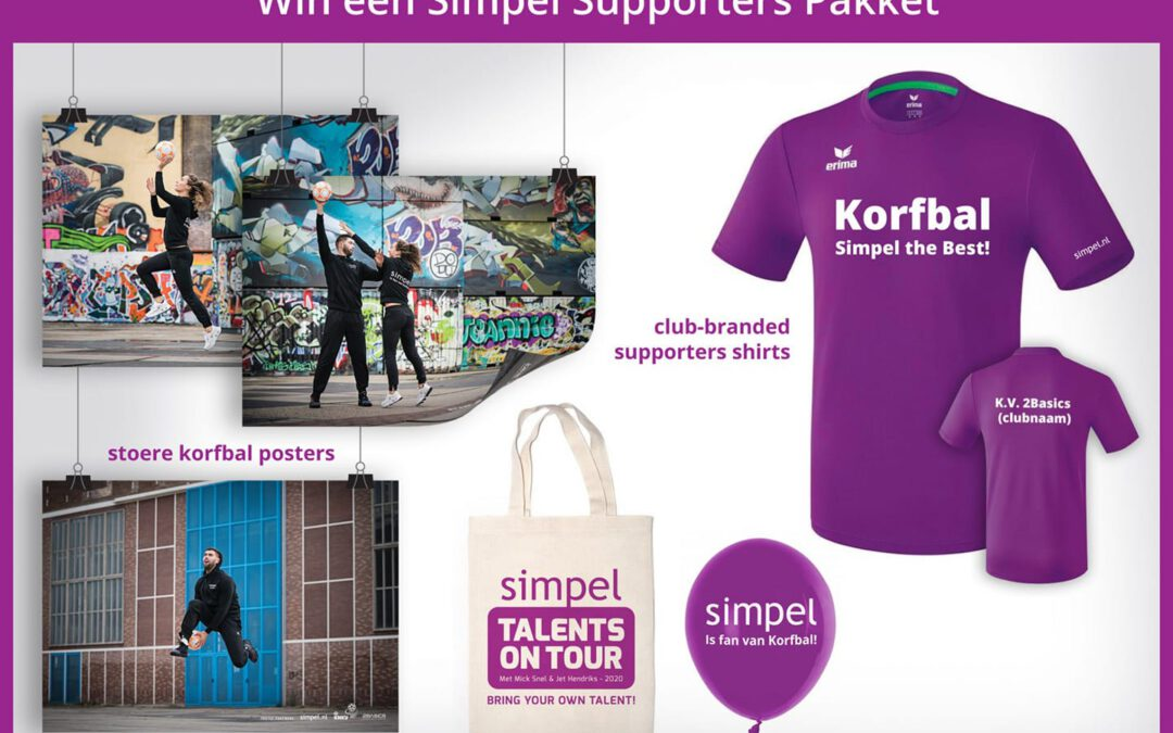 Simply the best! Bedankt simpel.nl!