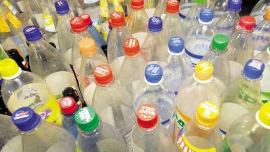 "Opbrengst lege flessenactie ten behoeve van TOPkamp ""Bie ons tuus"""