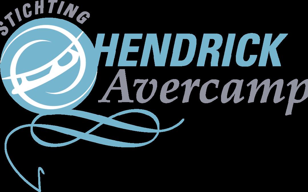 Stichting Hendrick Avercamp schenkt KV TOP € 2000,-!